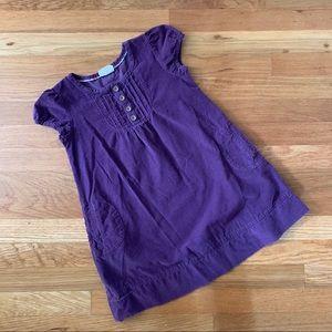 Mini Boden corduroy dress - size 6-7